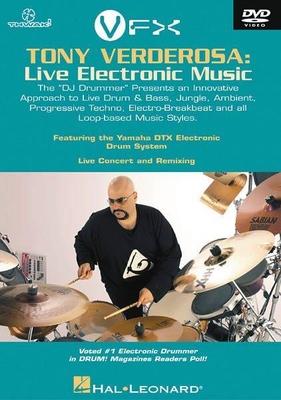 Tony Verderosa: Live Electronic Music / Verderosa, Tony (Author) / AMD