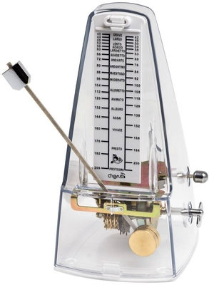 Cherub WSM-330 Métronome intelligent transparent