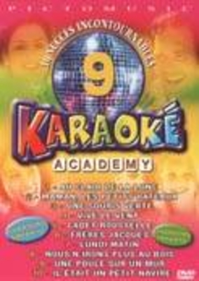 DVD Academy vol9 / Karaoké / Pictomusic