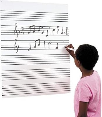 Fuzeau Tableau Musique Format 59,5 X 86 cm