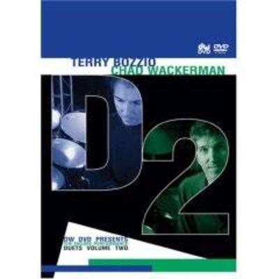 D2 Terry Bozzio et Chad Wackermann / DW / DW