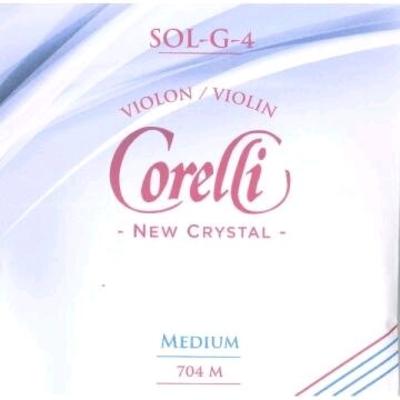 Corelli Crystal 4/4 Sol medium