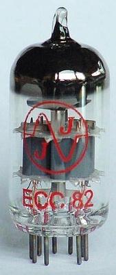 JJ Electronic 12AU7 double triode tube