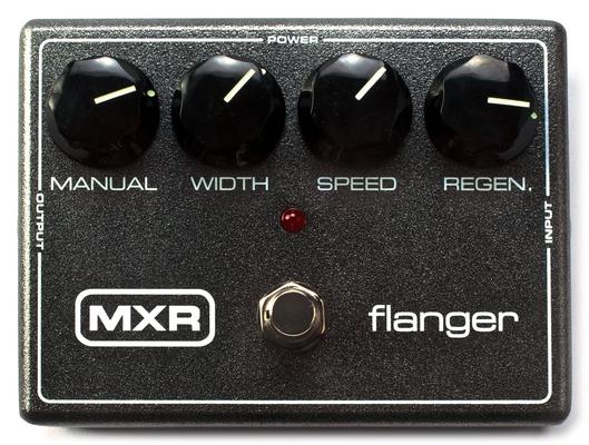 MXR M117R Flanger