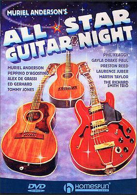 Muriel Anderson's All Star Guitar Night / Anderson, Muriel (Artist) / Homespun