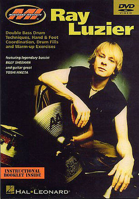 Ray Luzier: Double Bass Techniques / Luzier, Ray (Author) / Hal Leonard