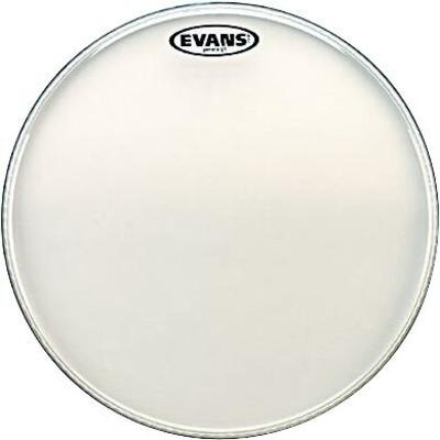 Evans TT10G1 Genera G1 tom single ply clear 10»