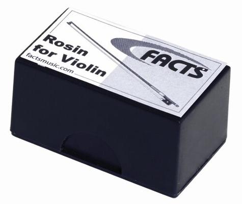Facts Colophane pour violon