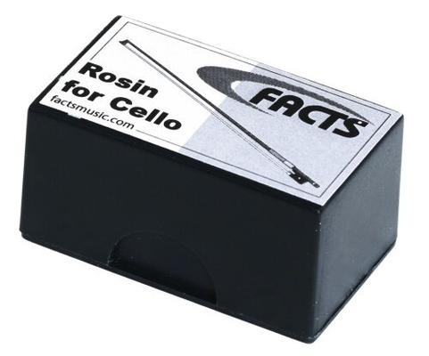 Facts Colophane pour violoncelle