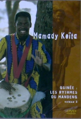 Les rythmes du mandeng DVD 3 / Mamady Keita / Fuzeau
