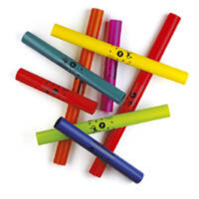 Boomwhackers Basses Chromatique 5 notes