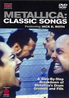 Metallica: Classic Songs (Drums) / Metallica (Artist); Roth, Jack E. (Author) / Cherry Lane Music Company