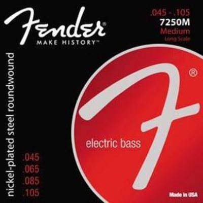 Fender Super Bass 7250s Medium 045-105