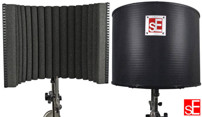 SE Electronics Reflexion Filter project