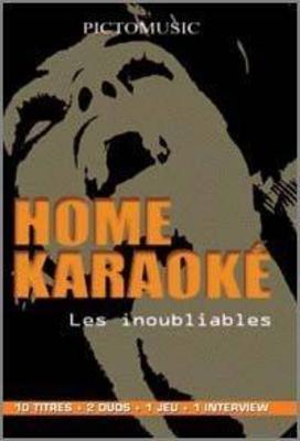 les inoubliables / Home Karaoké / Pictomusic