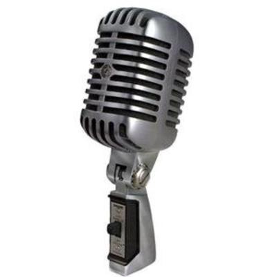 Shure 55SH SERIES II Le »microphone d'Elvis» dynamique cardiode