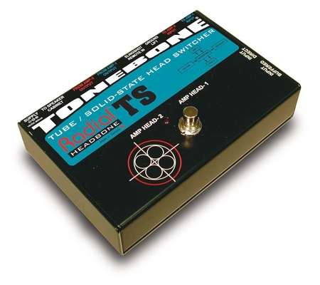 Tonebone TS Tonebone Headbone Solid-State / Tube Switcher