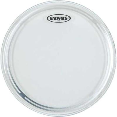 Evans TT08EC2S EC2S Clear SST 8» Tom with edge control ring