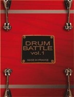 Drum Battle Vol. 1 / Made in France / Damien Schmitt / BMB