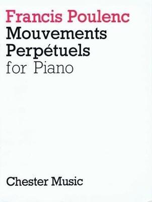 Mouvements perpétuels / Poulenc Francis / Chester