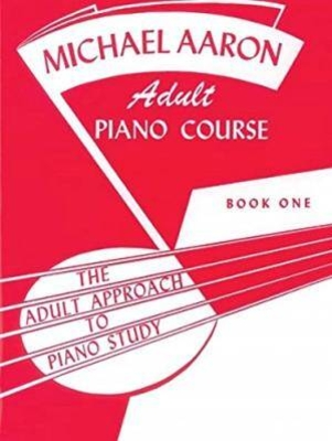 Michael Aaron Adult Piano Course Book 1 / Aaron Michael / Alfred Publishing