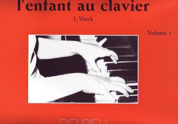 L'enfant au clavier vol. 1 / Vinck Lina / Delrieu