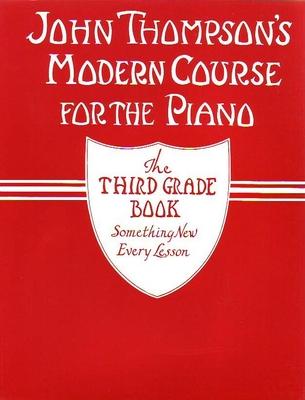 John Thompson's Modern Course for the Piano 3 / Thompson John / Willis Music