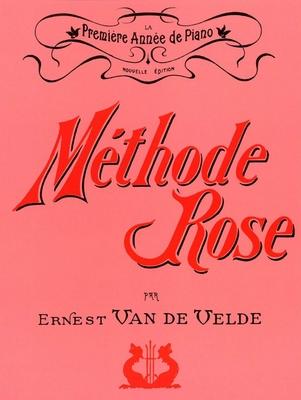 Méthode rose / Van de Velde Ernest / Van de Velde