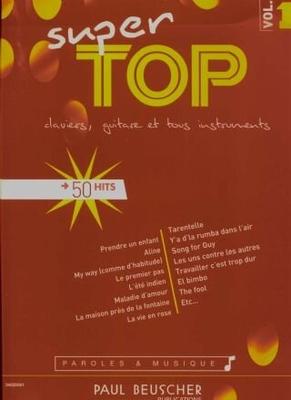 TOP / Super Top vol. 1 /  / Paul Beuscher