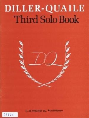 Third solo book / Diller-Quaille / Schirmer