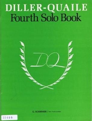 Fourth solo book / Diller-Quaille / Schirmer