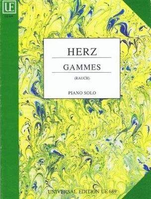 Gammes / Herz Heinrich / Universal Edition