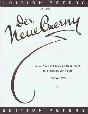 Der neue Czerny vol. 2 / Czerny Carl / Peters