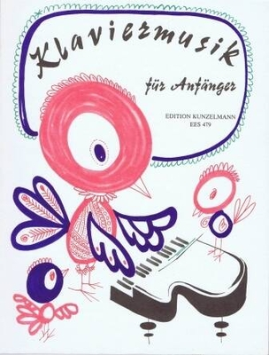 Klaviermusik für Anfänger /  / EMB Editions Musica Budapest