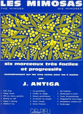 Les mimosas / Antiga J. / Delrieu