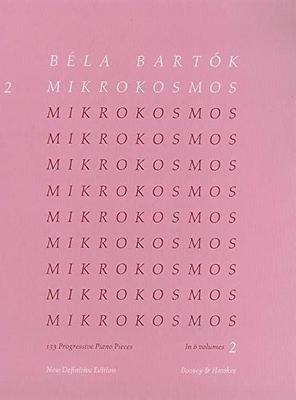 Mikrokosmos vol. 2 / Bartok Bela / Boosey and Hawkes