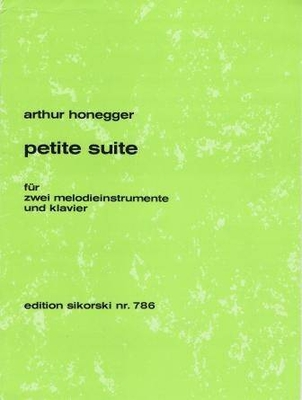 Petite suite / Honegger Arthur / Sikorski