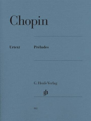 Préludes HN 882 / Chopin Frédéric / Henle