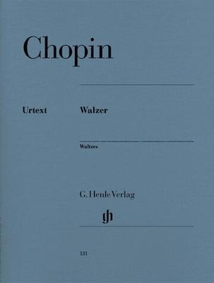 Valses HN131 / Chopin Frédéric / Henle