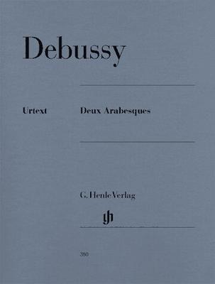 Deux arabesques / Debussy Claude Achille / Henle