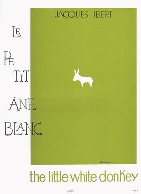 Le petit âne blanc (Histoires No.2) / Ibert Jacques / Alphonse Leduc