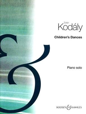Children's Dances / Kodaly Zoltan / Boosey & Hawkes