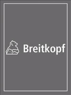 6 écossaises WoO 83 / Beethoven Ludwig van / Breitkopf