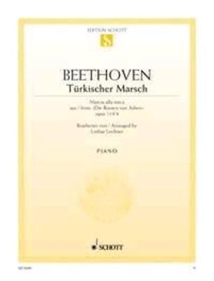Marche turque op. 113 no 4 / Beethoven Ludwig van / Schott