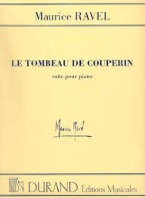 Le tombeau de Couperin / Ravel Maurice / Durand