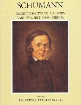 Carnaval de Vienne op. 26 / Schumann Robert / Universal Edition