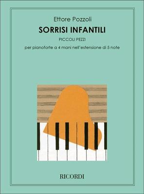 Sorrisi infantili / Pozzoli Ettore / Ricordi