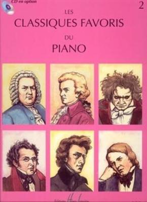 Les classiques favoris du piano vol. 2 /  / Henry Lemoine