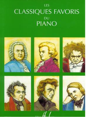 Les classiques favoris du piano vol. 5 /  / Henry Lemoine