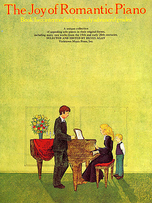 Les joies de / The Joy Of Romantic Piano Book 2 /  / Yorktown Music Press